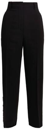 Sportmax Jessica Straight-Leg Trousers