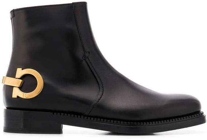 Salvatore Ferragamo Bankley boots