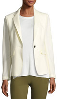 Rag & Bone Wool Club Jacket, White