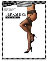 Berkshire Fishnet Garter Thigh Highs