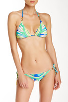 Trina Turk Fiji Feather String Bikini Bottom