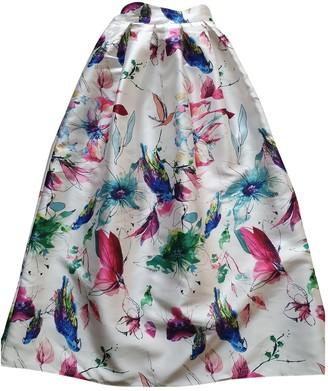 Romeo Gigli White Skirt for Women