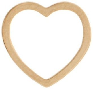 Loquet 18kt gold Heart Charm necklace