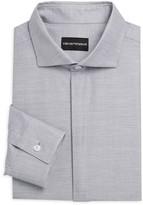 Emporio Armani Shine Formal Cotton Shirt