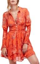 Free People Women's Fake Pretend Babydoll Dress