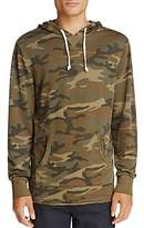 Alternative School Yard Camouflage Hooded Sweatshirt