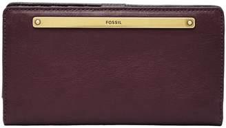 Fossil Liza Slim Bi-Fold Wallet