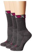 Ariat Light Hiker Crew Socks Women's Crew Cut Socks Shoes