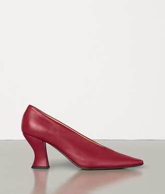 Bottega Veneta Almond Pumps In Nappa