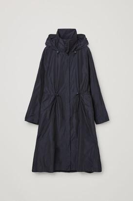Cos Lightweight Parka Coat