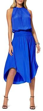 Ramy Brook Audrey Smocked Waist Dress