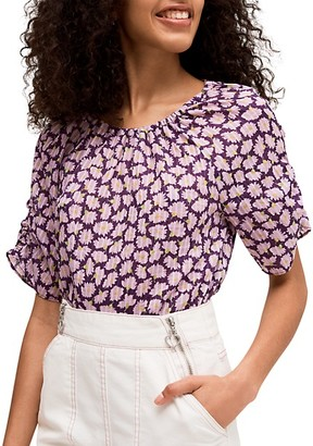 Kate Spade Sunny Bloom Cotton Top
