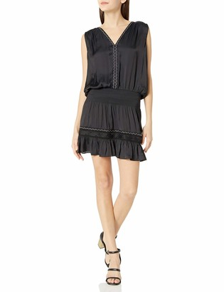 Ramy Brook Women's Devon Sleeveless Mini Dress