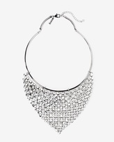 White House Black Market Statement Collar Necklace