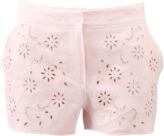 Ermanno Scervino Embroidered Shorts