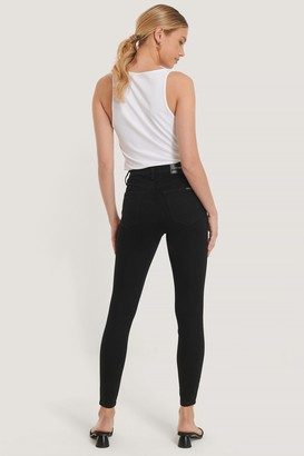 Calvin Klein High Rise Super Skinny Ankle