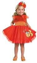 Sesame Street Girls' Toddler Frilly Elmo Costume