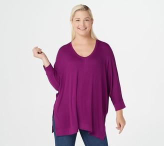 Laurie Felt Oversized Scoop Neck Sweater