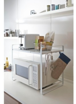Yamazaki Tower Expandable Kitchen Counter Organizer