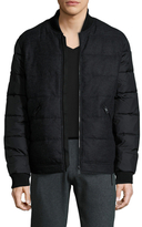 Antony Morato Stand Collar Quilted Coat