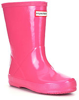 Hunter First Gloss Kids' Waterproof Rain Boots