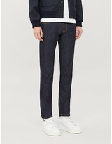Pal Zileri Slim-fit stretch-denim jeans