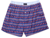 Tommy Hilfiger Printed Cotton Boxer
