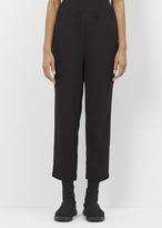 Marni Black Pull On Trouser