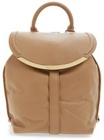 See by Chloe 'Lizzie' Pebbled Leather Backpack