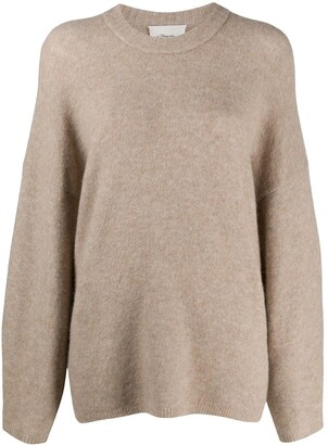 3.1 Phillip Lim Ls Crew Neck Sweater