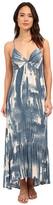 Brigitte Bailey Rahil Blured Cactus Maxi Dress