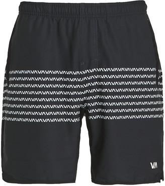 RVCA Sport VA Sport Yogger Stretch 17 Shorts