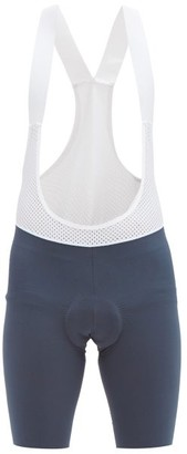Ashmei - Bi-colour Logo Cycle Bib Shorts - Navy