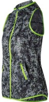 New Balance Women's WV71164 Windcheater Printed Vest