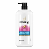 Pantene Curly Hair Series Moisture Renewal Conditioner with Pump