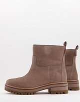 Thumbnail for your product : Timberland ankle boot in taupe
