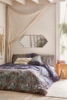 Urban Outfitters Naomi Paisley Duvet Cover
