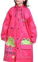 Meiruian Boy Girl Funny Raincoat Children Cartoon Rain Coat Kids Rainwear 2088