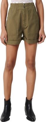 Maje Idole Utility Shorts