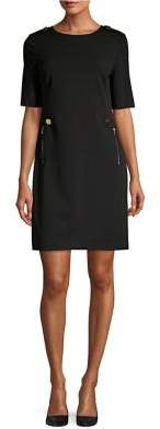 Calvin Klein Classic Shift Dress