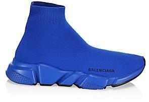 Balenciaga Men's Speed Trainer Sock Sneakers