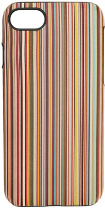 Paul Smith striped iPhone 7/8 case