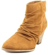 Diba Rung Round Toe Synthetic Ankle Boot.