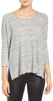Velvet by Graham & Spencer Women's Velvet By Graham And Spencer Marble Thermal Pullover