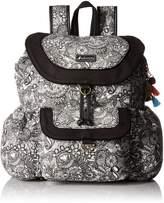 Sakroots Women's Flap Backpack