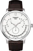 Tissot Tradition/Bgr/Q/Steel/L.Brown/Silver