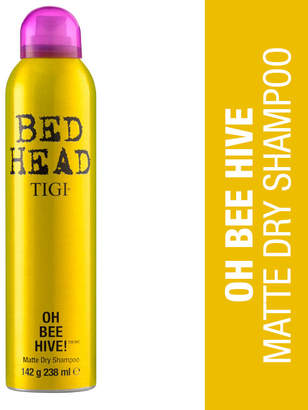 Bed Head Cosmetics Tigi Bed Head Oh Bee Hive Dry Shampoo for Volume and Matte Finish 238ml