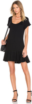 Lanston Ruffle T Dress