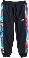 adidas Girls 4-6x Endurance Jogger Pants