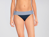 Seafolly Riviera Coast Skirted Roll Top Hipster